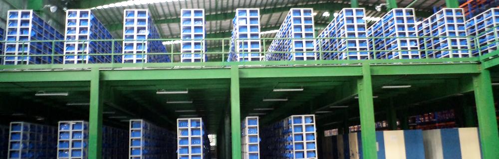 Indo Built Storage Systems Pvt Ltd